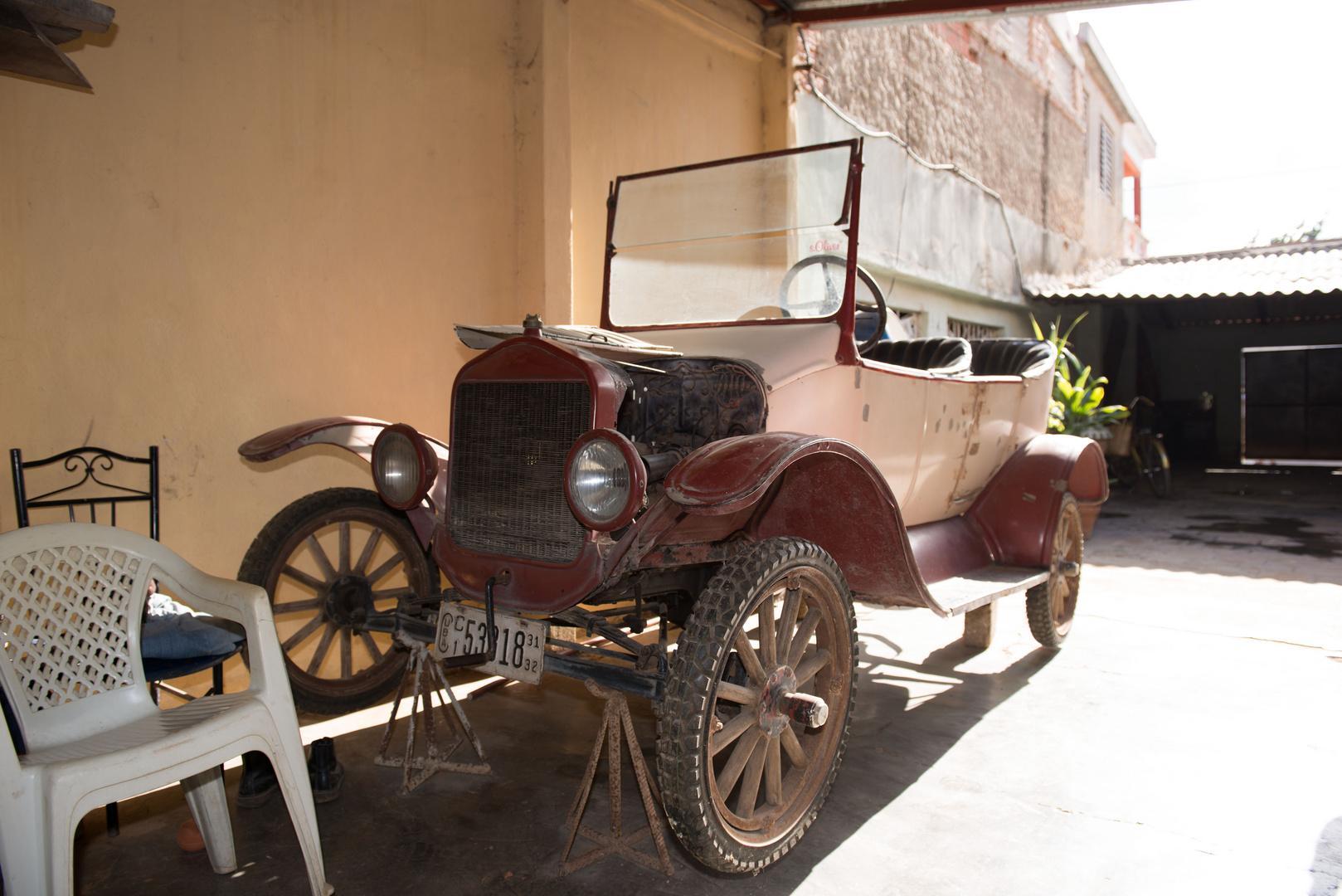Autos in Kuba 5