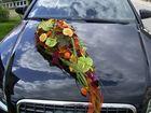 Autoschmuck aus der Blumenstube Ingrid
