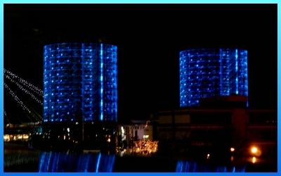 Autostadt @ Night