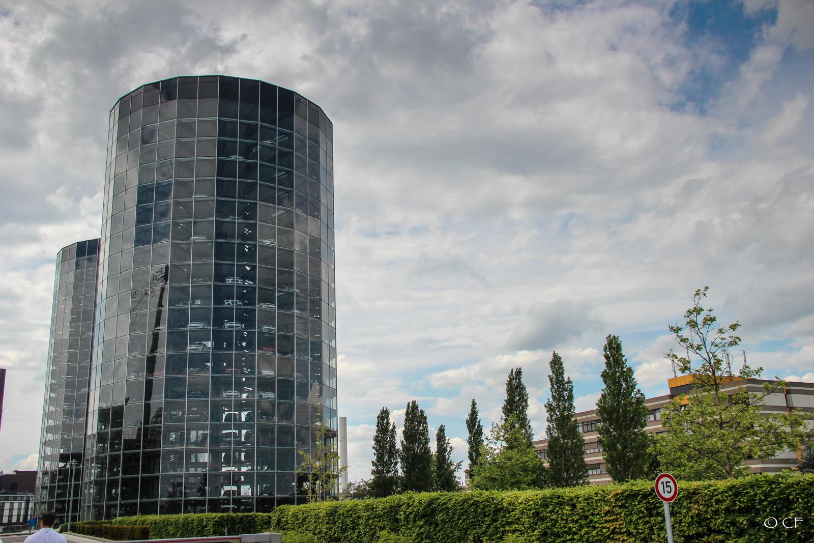 Autostadt Towers
