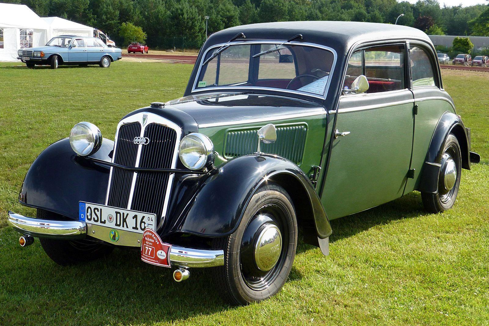Autounion DKW F7