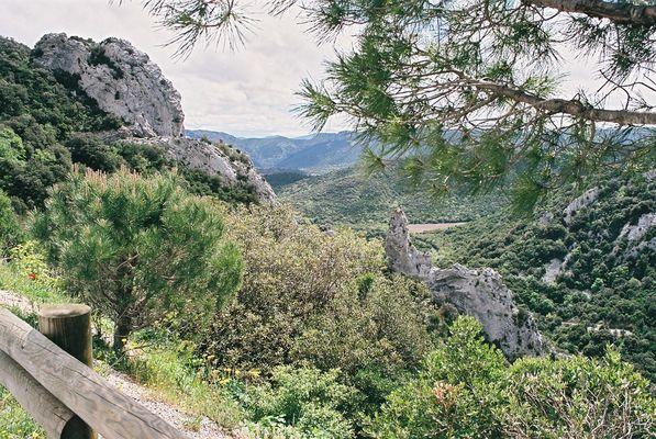 Autour des Chateaux Cathares