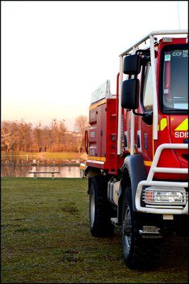 Autour des Métiers : Pompiers