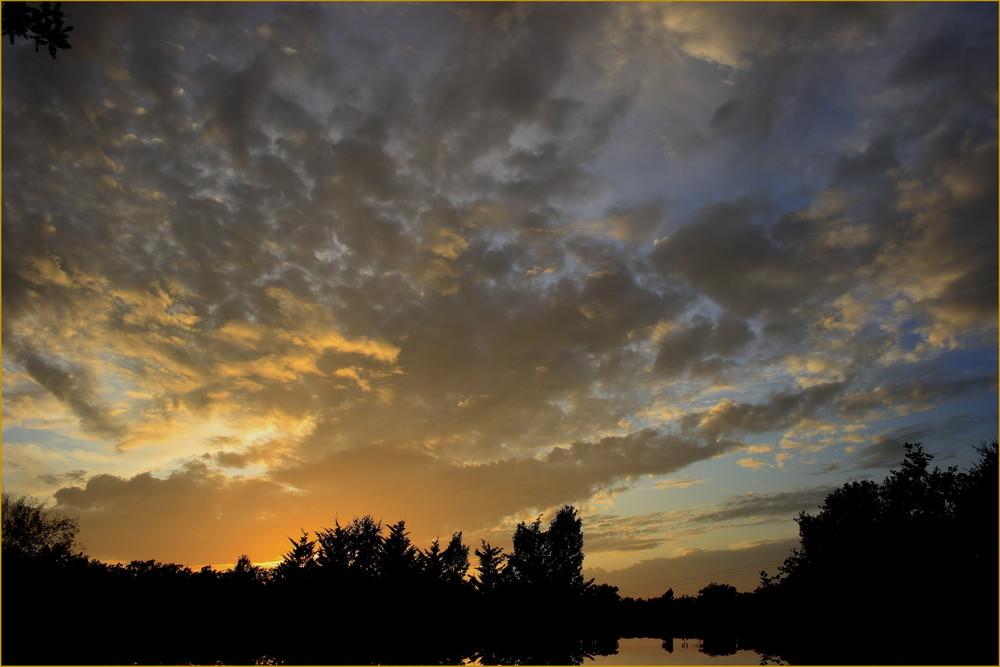 Autre soir, autre ciel.