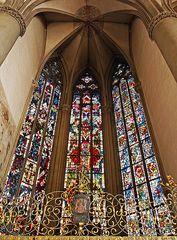 Autres vitraux de la Cathédrale d'Augsbourg  --  Andere Kirchenfenster des Augsburger Domes