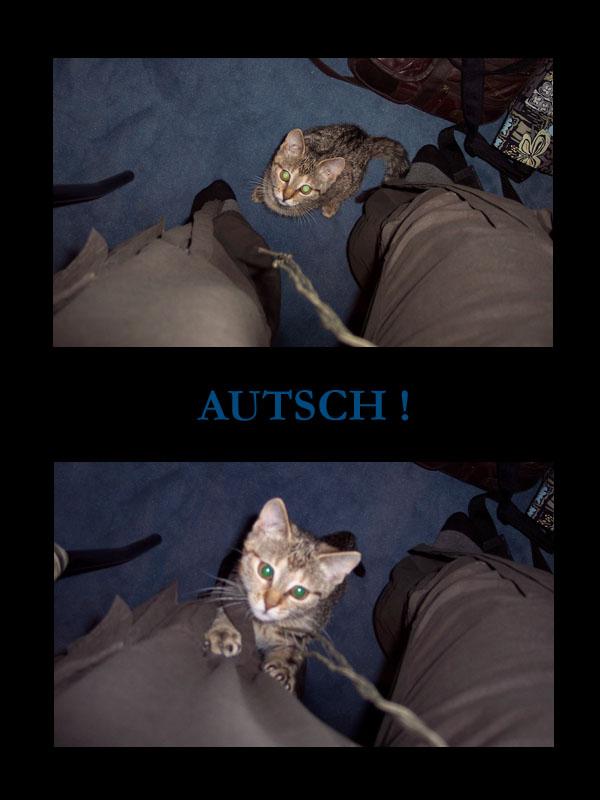 Autsch !