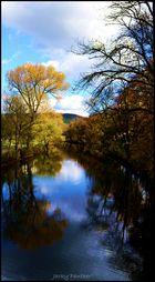 Autumn around the Stream