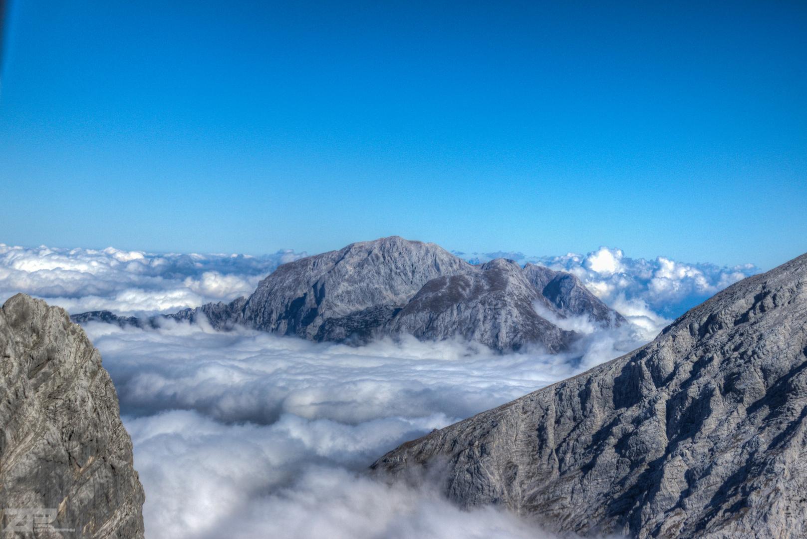 Autumn Berchtesgadener Alpen