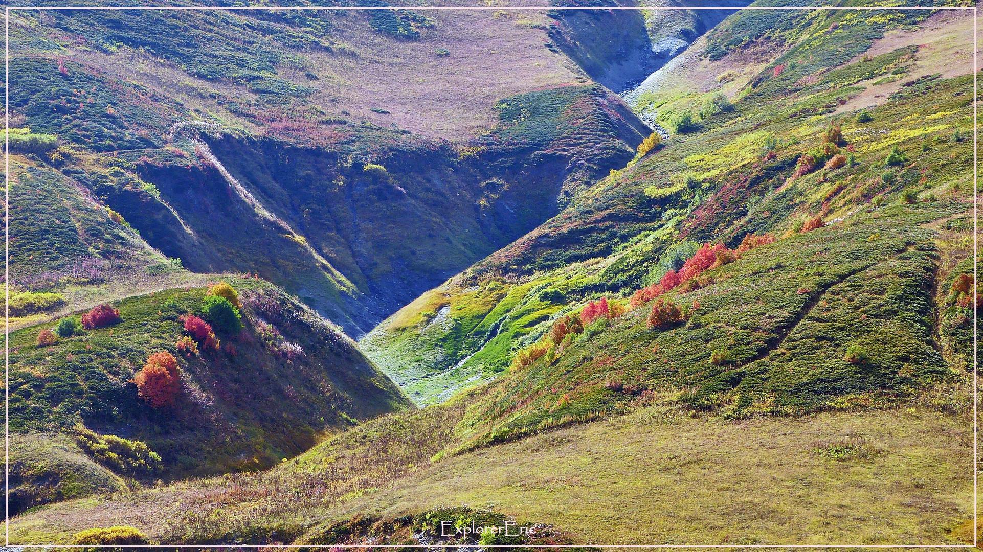 Autumn in Caucasia..............