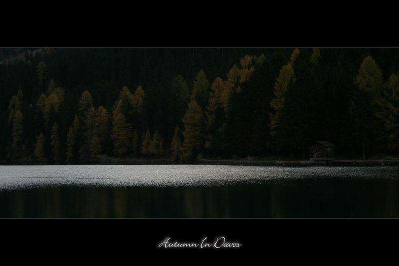 Autumn In Davos