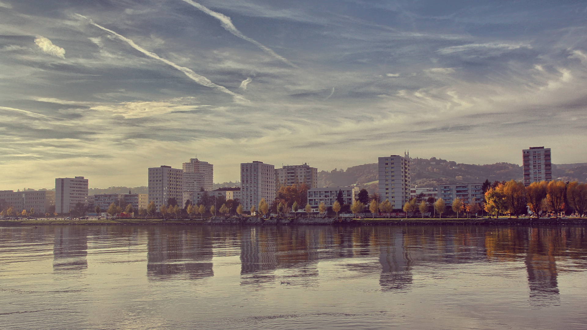 Autumn in Linz