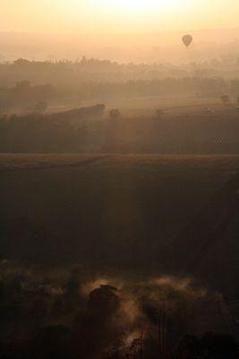 - autumn morning -