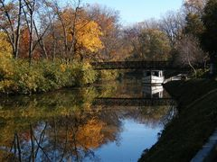 Autumn on the Maumee River, OH