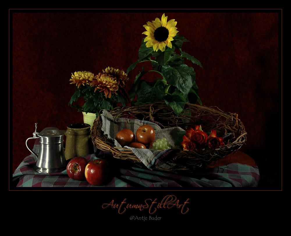 ~ AutumnStillArt ~
