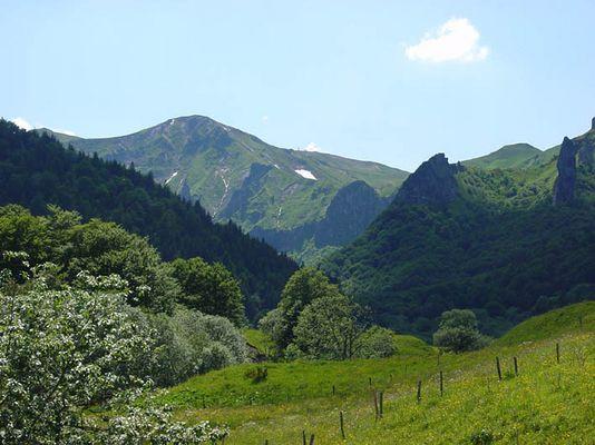 Auvergne (Berge)