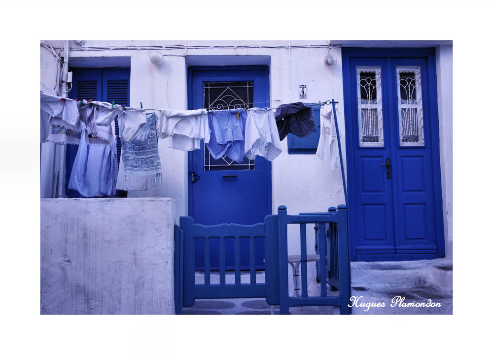 Aux couleurs de la Grèce