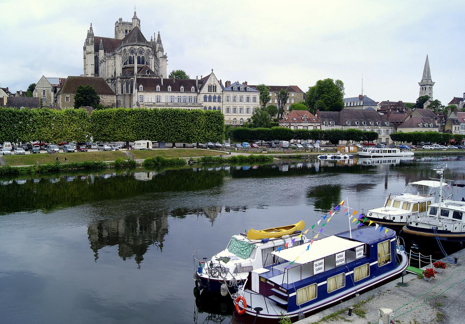 Auxerre, Yonne