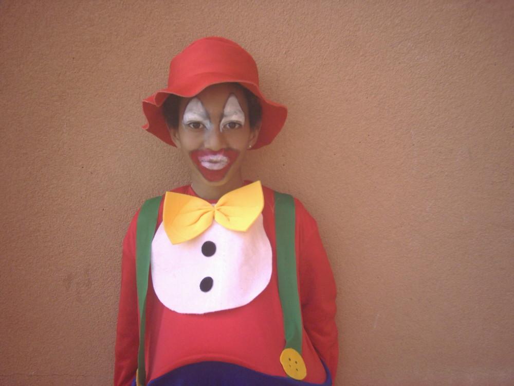 Avant j'étais un clown!!! Léo