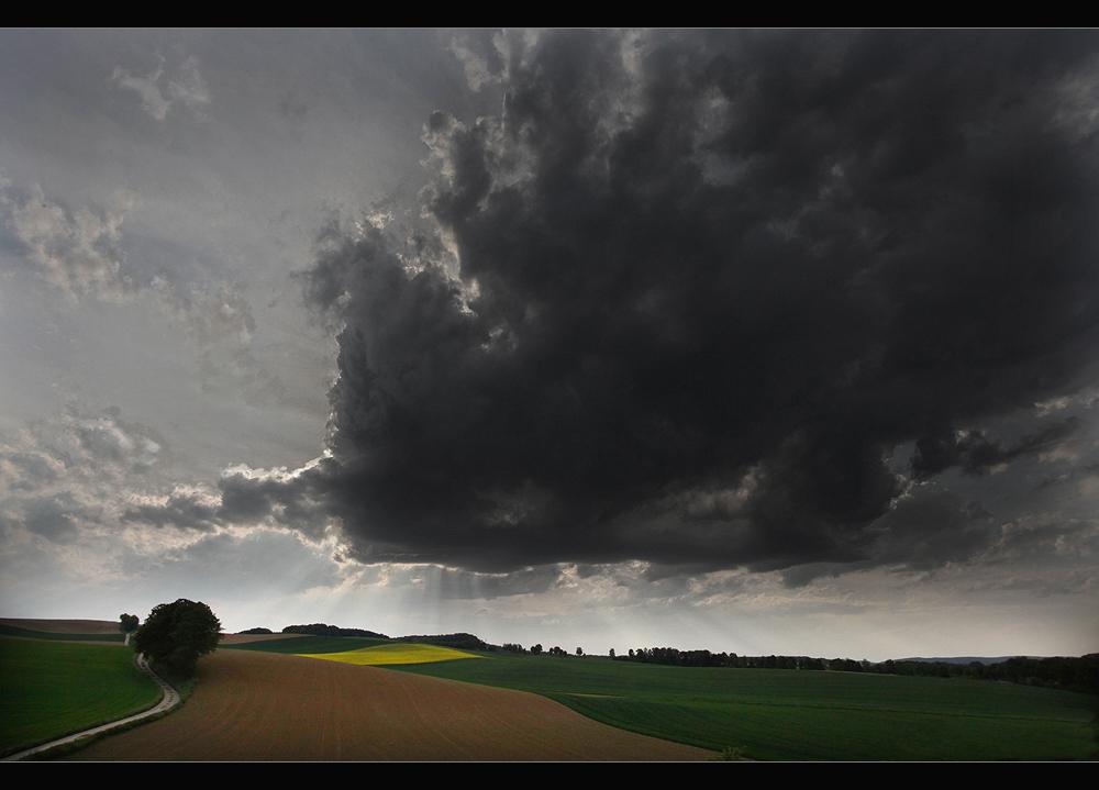 Avant l`orage