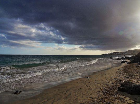 Avant l'orage!