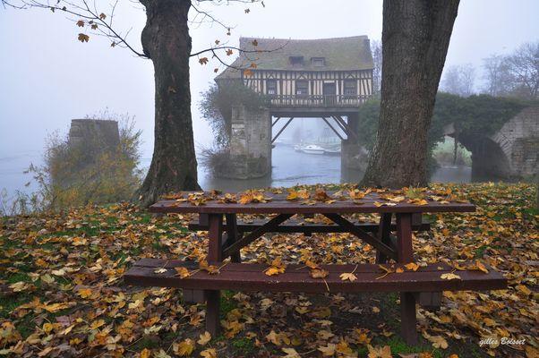 avant Seine