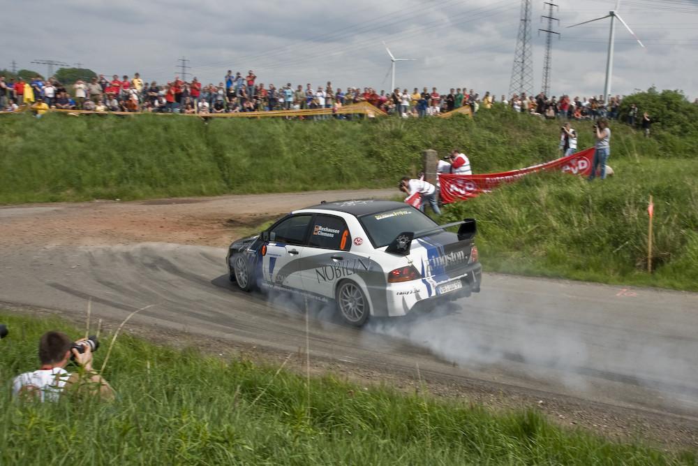 """AVD Sachsen Rallye - WP12 """"Vielau- Schönau"""""""