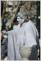 'Ave César los Rambleros te saludan