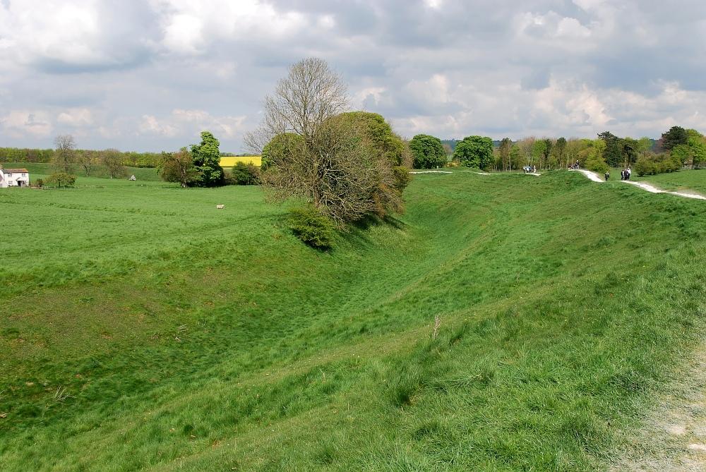 Avebury - Teilansicht II