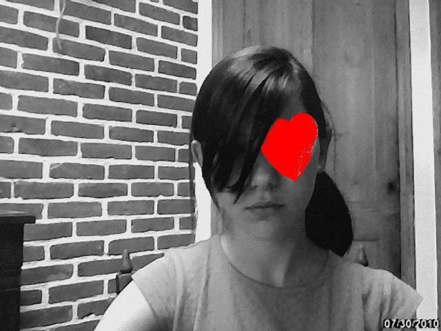 Aveugler par l'amour ...