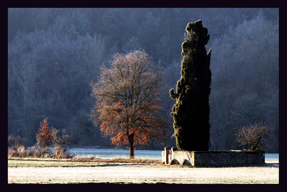 Aveyron hiver 2008