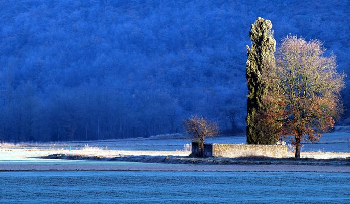 Aveyron hiver 2008 - vs 2