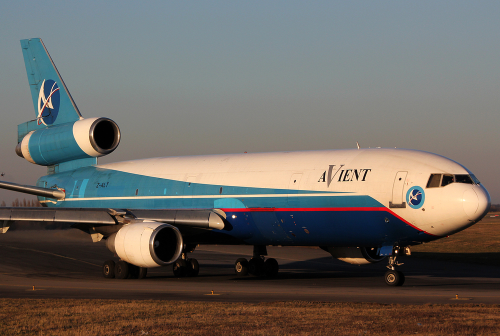 Avient McDD DC-10-30(F) Z-ALT