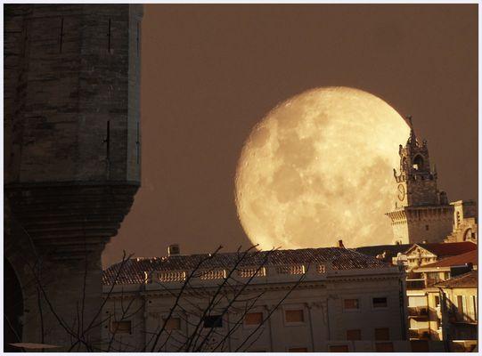 Avignon nocturne