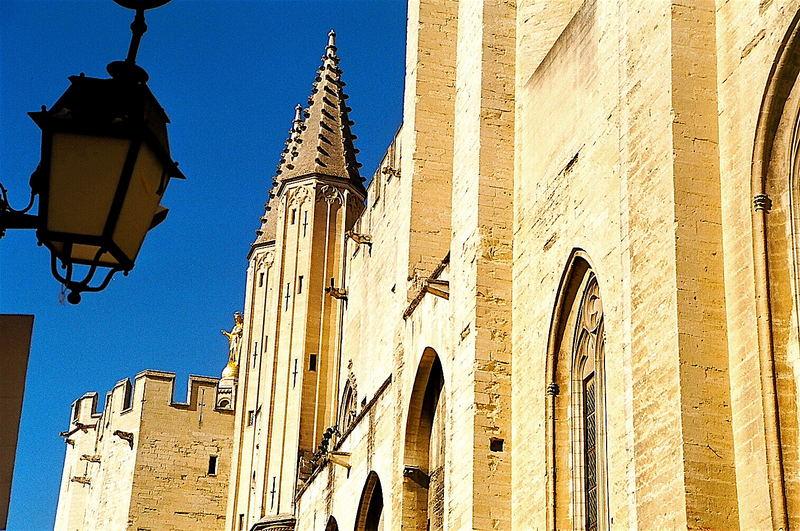 Avignon: Palais des Papes