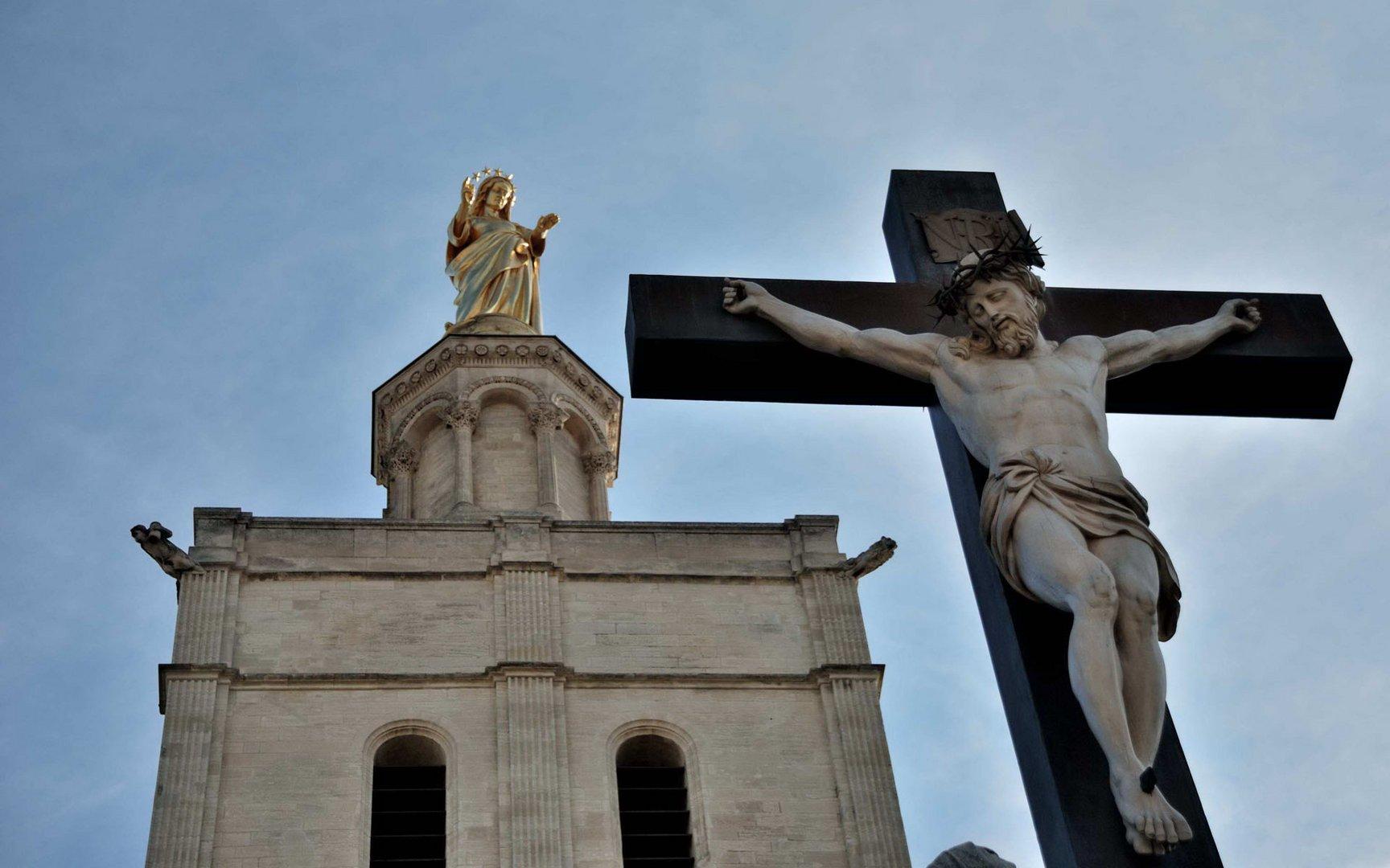 Avignon, palais des papes, (sans montage)