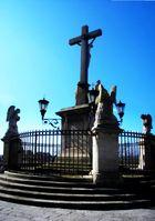 Avignon vor dem Papst Palast