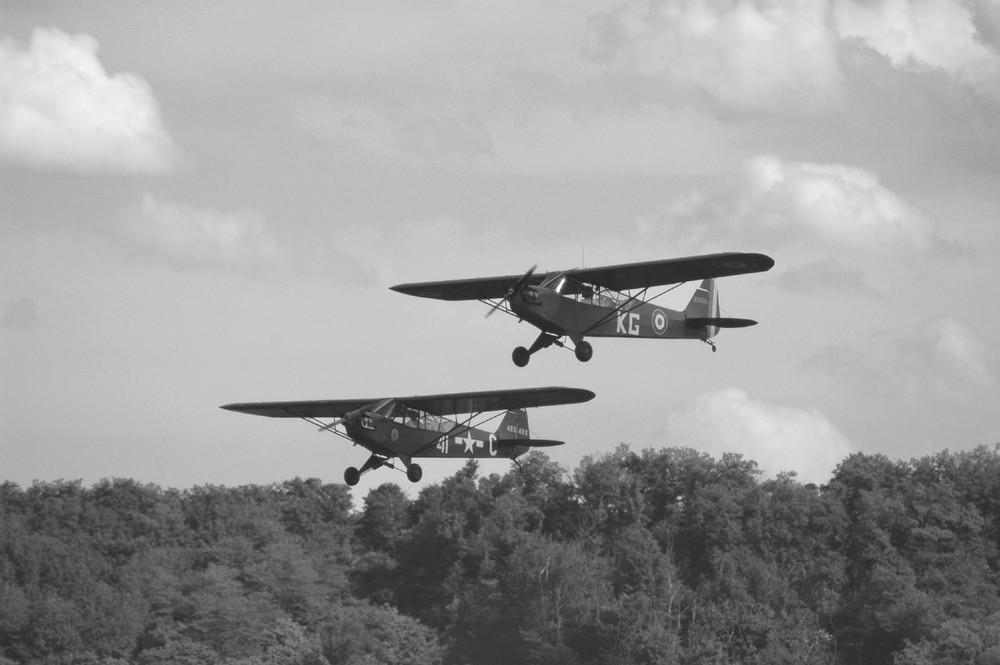 Avions de reconnaissance américains de la 2nde guerre mondiale