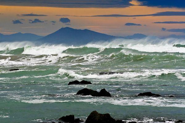 Avis de tempête sur le Pays Basque