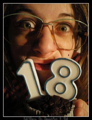 Avoir 18 ans c'est ne pas se prendre au sérieux