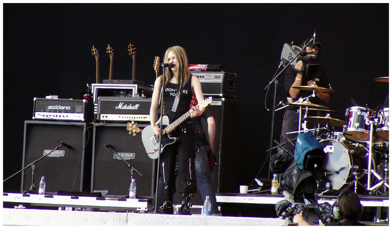-- Avril Lavigne --