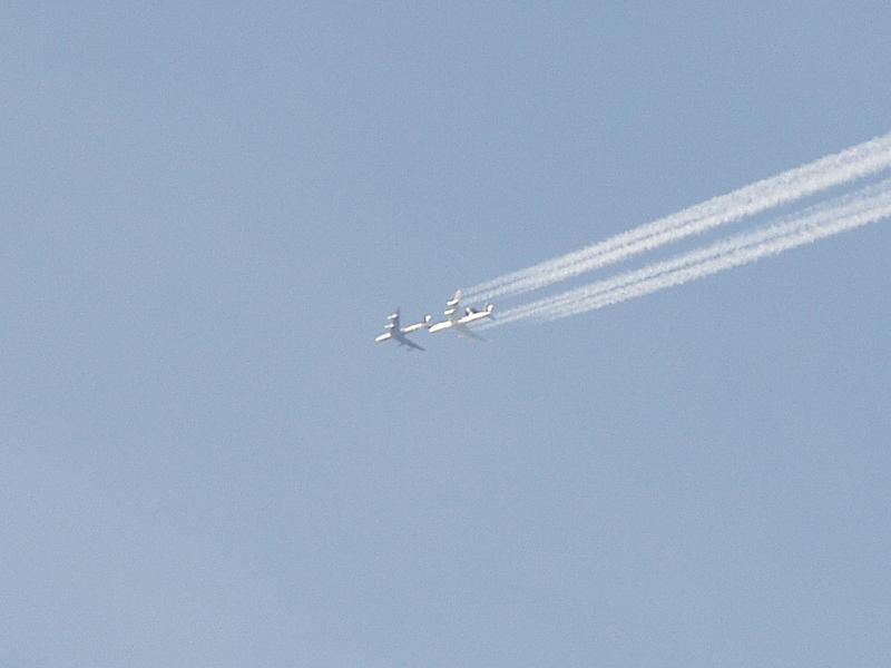 AWACS Luftbetankung