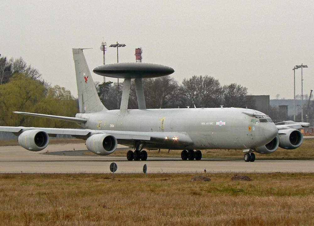 AWACS mal anders