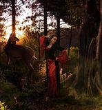 Awakening in Forest