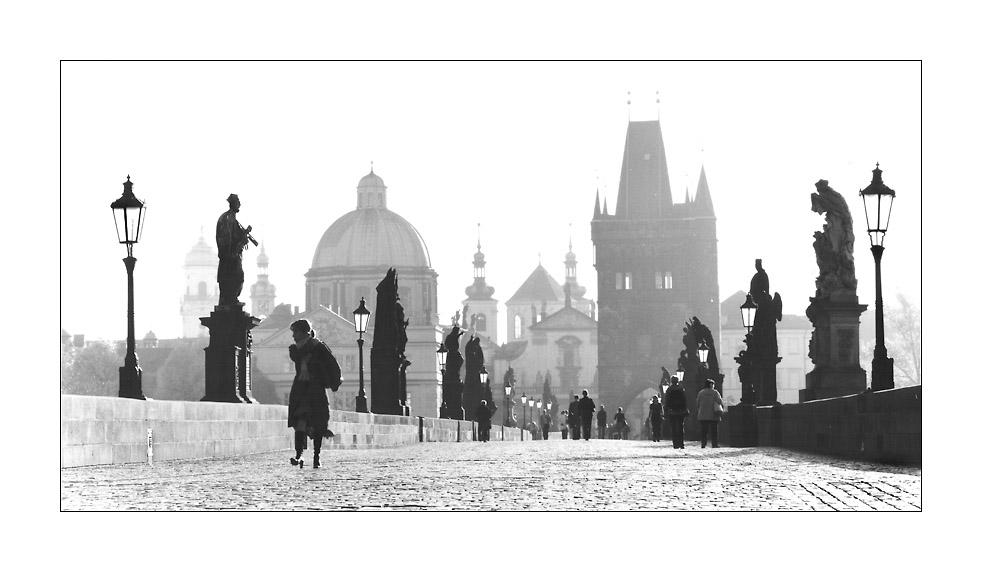Awakening Prague