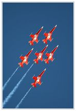 Axalp 2005: Patrouille Suisse