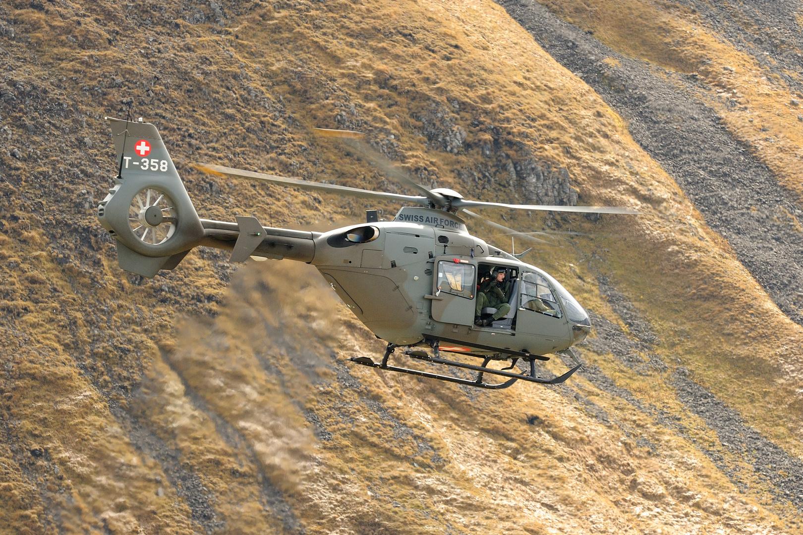 Axalp 2012 - Eurocopter