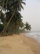 Axim beach, Ghana, 2003