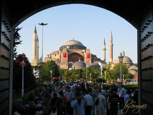 Ayasofya - Istanbul