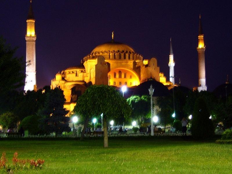 Ayasofya(Hagia Sofia)
