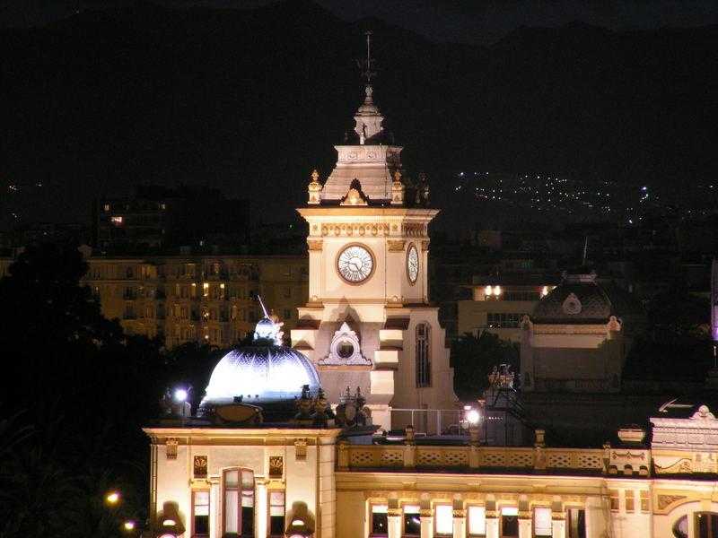 Ayuntamiento de Málaga (City Hall)